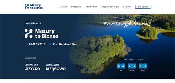 Realizacja - Polski Instytut Rozwoju sp. z o. o. strona konferencji